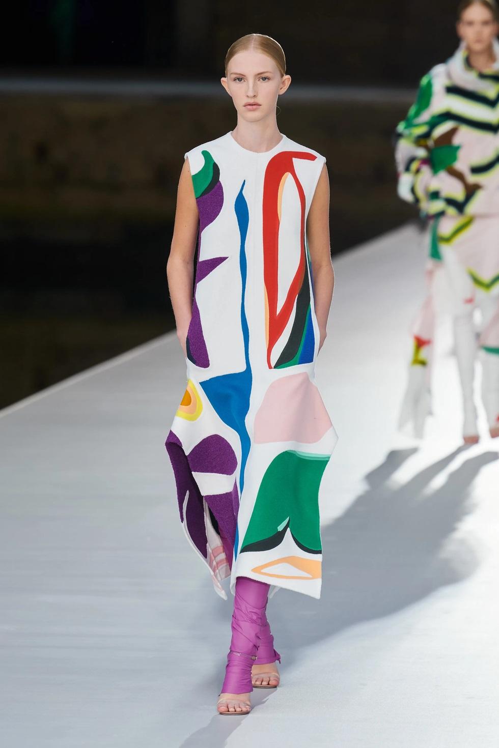 Valentino ra mắt bộ sưu tập Haute couture tôn kính thành phố Venice - 6