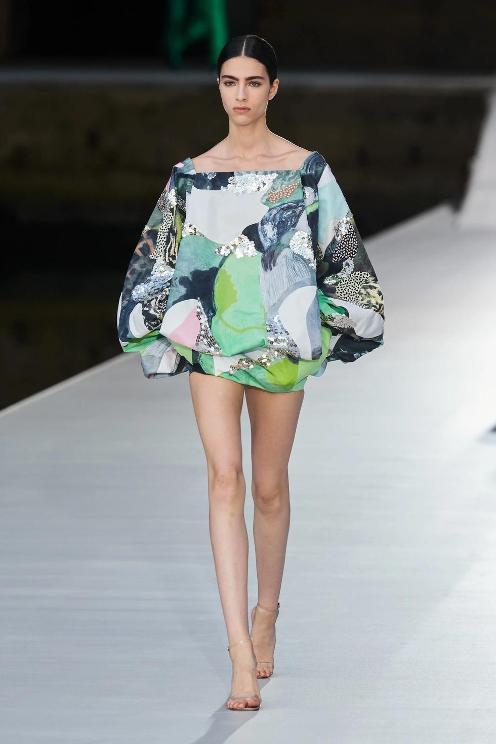 Valentino ra mắt bộ sưu tập Haute couture tôn kính thành phố Venice - 8
