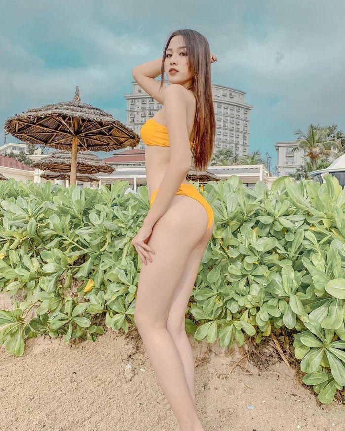 """""""Hoa hậu cấy lúa"""" Đỗ Thị Hà tiết lộ nghỉ dịch tăng cân """"không phanh"""" nhưng eo bé hơn - 5"""