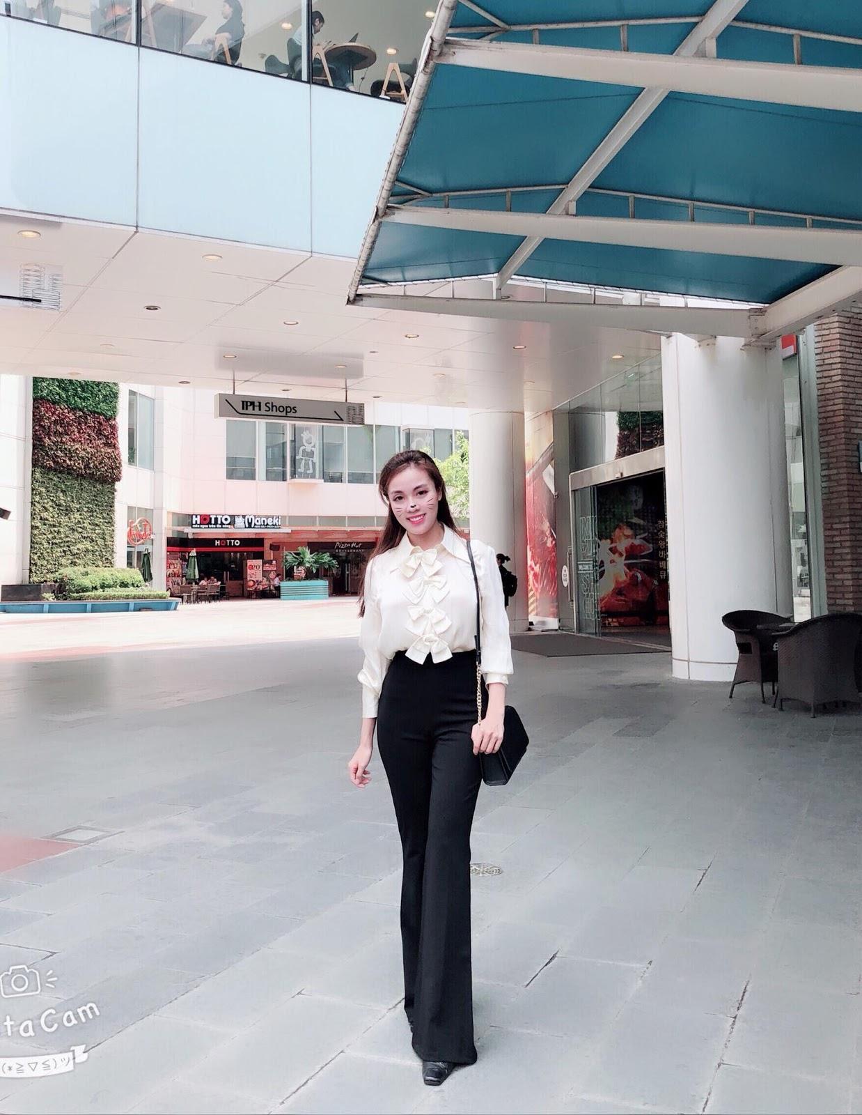 """Sau cuộc ly hôn ồn ào, cô giáo Âu Hà My có gu mặc """"ngoan"""" hơn xưa - 7"""
