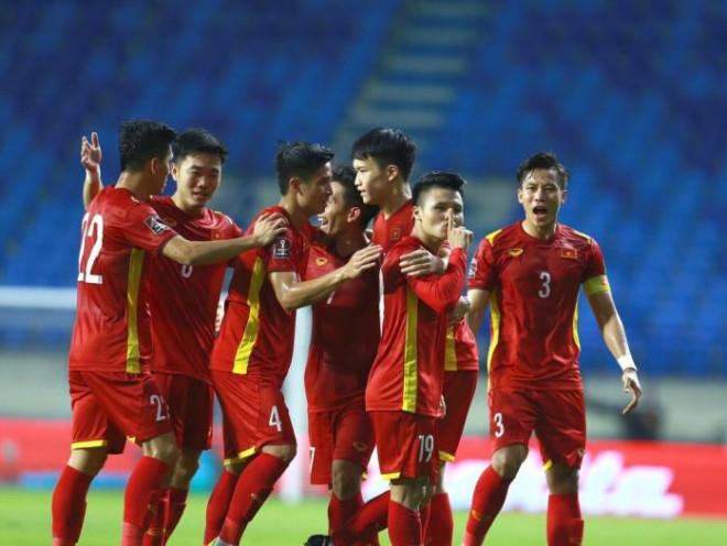 Đối thủ Tây Á chơi lớn, tuyển Việt Nam rộng cửa tham dự World Cup - 1