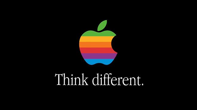 "Lịch sử logo ""Táo cắn dở"" huyền thoại của Apple - 1"