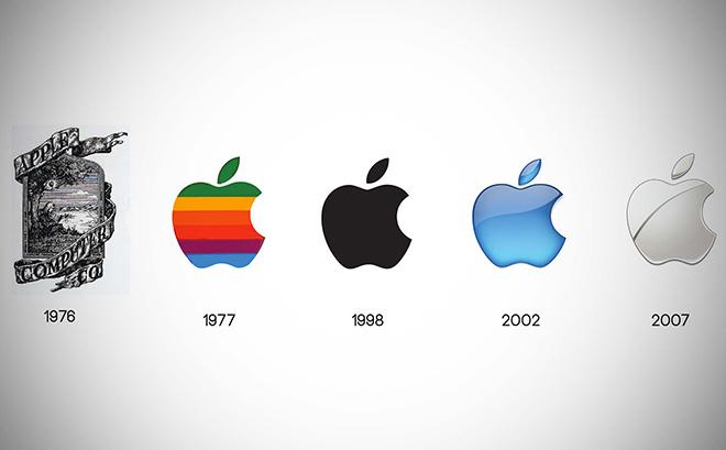 "Lịch sử logo ""Táo cắn dở"" huyền thoại của Apple - 3"