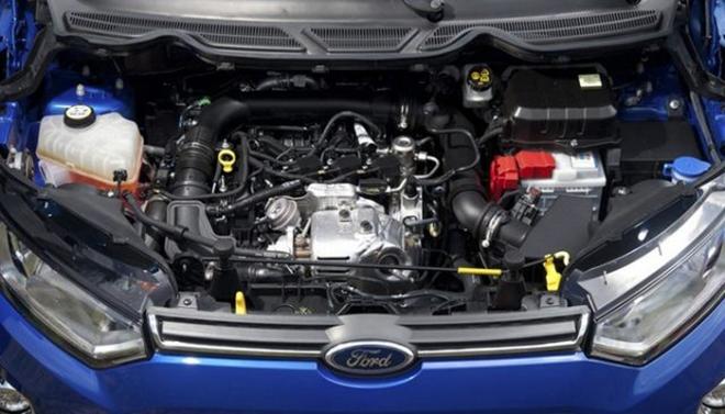Đánh giá nhanh xe Ford Ecosport: Xe Mỹ chất riêng trên đường phố Việt - 9