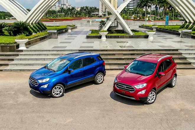 Đánh giá nhanh xe Ford Ecosport: Xe Mỹ chất riêng trên đường phố Việt - 11