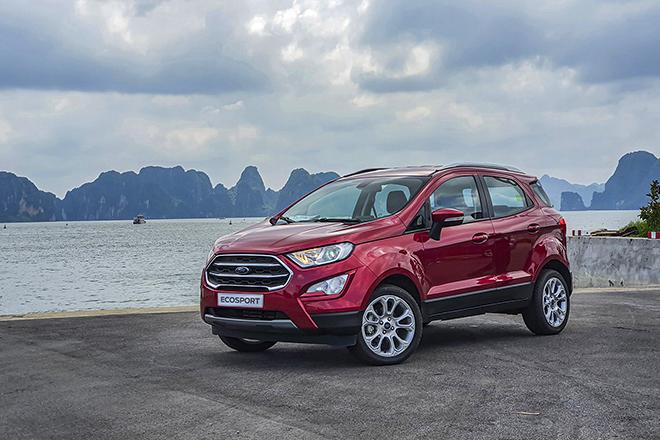 Đánh giá nhanh xe Ford Ecosport: Xe Mỹ chất riêng trên đường phố Việt - 3