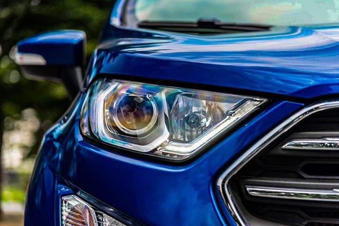 Đánh giá nhanh xe Ford Ecosport: Xe Mỹ chất riêng trên đường phố Việt - 6