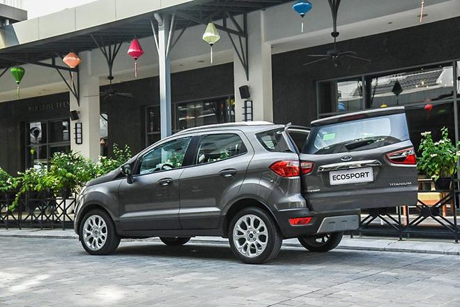 Đánh giá nhanh xe Ford Ecosport: Xe Mỹ chất riêng trên đường phố Việt - 4