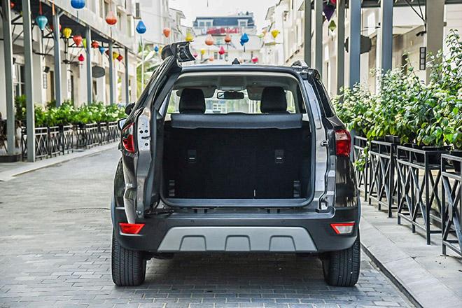 Đánh giá nhanh xe Ford Ecosport: Xe Mỹ chất riêng trên đường phố Việt - 5