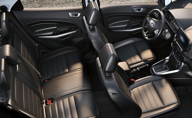 Đánh giá nhanh xe Ford Ecosport: Xe Mỹ chất riêng trên đường phố Việt - 8