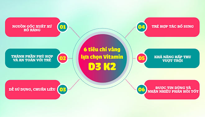 6 cách nhận biết vitamin D3, K2 chất lượng nhất giúp trẻ tăng chiều cao tối ưu, bố mẹ cần nắm rõ! - 2