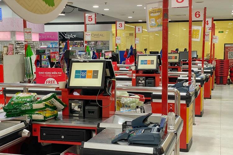 Hà Nội: Thực phẩm đầy ắp kệ hàng, siêu thị cam kết bình ổn giá phục vụ nhân dân chống dịch - 5