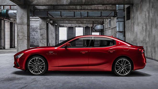 Maserati thổi