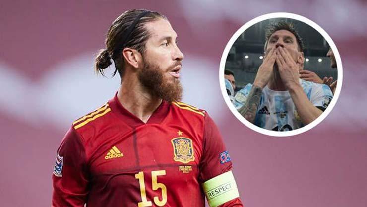 Sốc: Ramos ngó lơ Ronaldo, dụ dỗ Messi bỏ Barca sang PSG đoàn tụ Neymar - 1