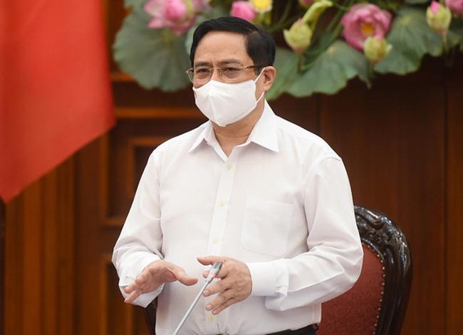 Thủ tướng yêu cầu thống kê nhân lực y tế phục vụ chống dịch COVID-19 - 1