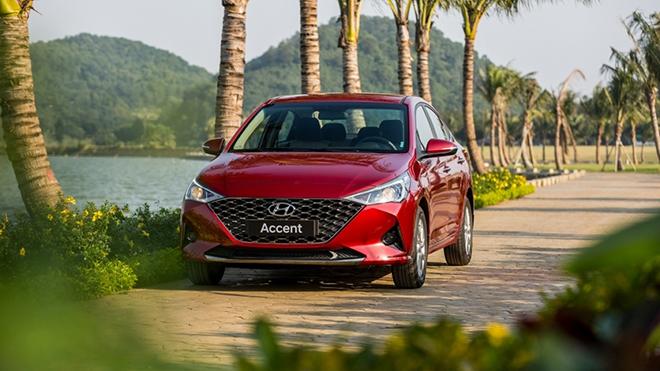 Top 5 mẫu ô tô bán chạy nhất tại Việt Nam nửa đầu năm 2021 - 4