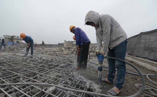 Trường hợp nhà chung cư phải phá dỡ để xây dựng lại và mức bồi thường