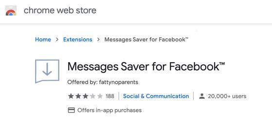 2 cách khôi phục tin nhắn Messenger - 4