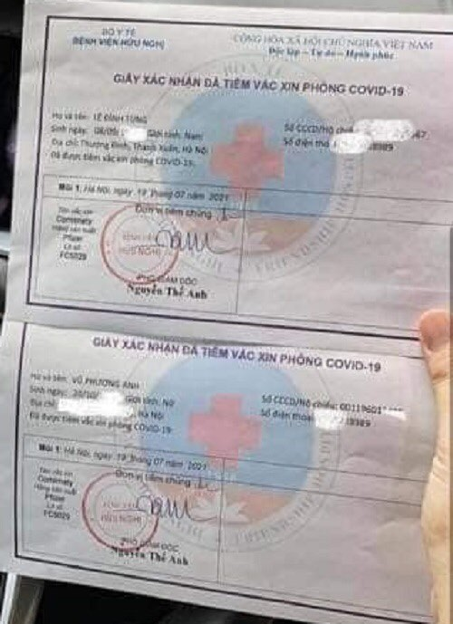 """Bộ Y tế vào cuộc vụ """"hoa khôi"""" khoe không đăng ký vẫn được tiêm vắc xin nhờ """"ông ngoại"""" - 2"""