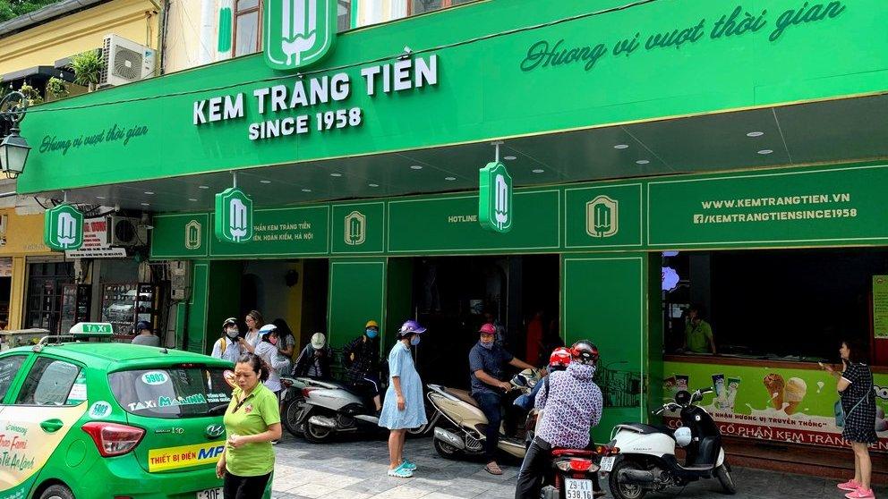 Chủ kem Tràng Tiền bị cưỡng chế kê biên khối tài sản gần 150 tỷ đồng - 1