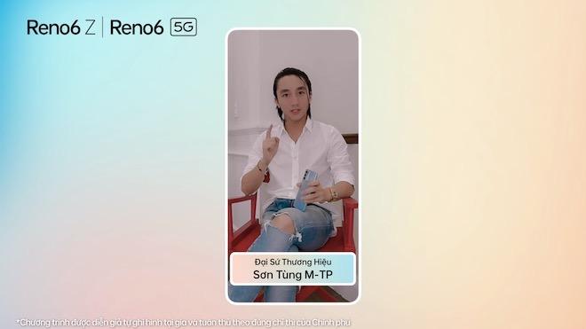 TRỰC TIẾP: Sự kiện ra mắt OPPO Reno6 Z và Reno6 tại Việt Nam - 9