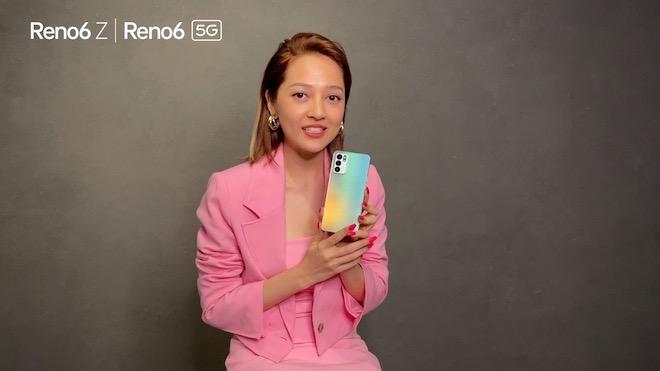 TRỰC TIẾP: Sự kiện ra mắt OPPO Reno6 Z và Reno6 tại Việt Nam - 57