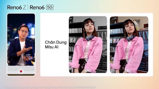 TRỰC TIẾP: Sự kiện ra mắt OPPO Reno6 Z và Reno6 tại Việt Nam - 40