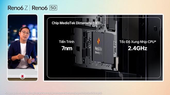 TRỰC TIẾP: Sự kiện ra mắt OPPO Reno6 Z và Reno6 tại Việt Nam - 26