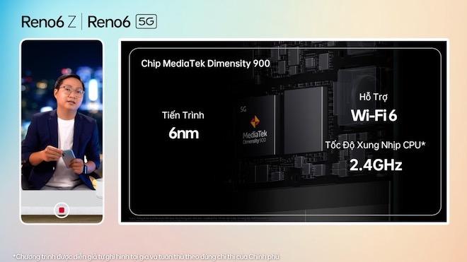 TRỰC TIẾP: Sự kiện ra mắt OPPO Reno6 Z và Reno6 tại Việt Nam - 27