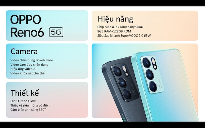 TRỰC TIẾP: Sự kiện ra mắt OPPO Reno6 Z và Reno6 tại Việt Nam - 14