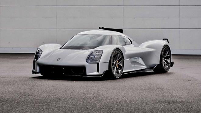 Siêu phẩm Hypercar mới của Porsche lấy cảm hứng từ xe đua GT1 - 1