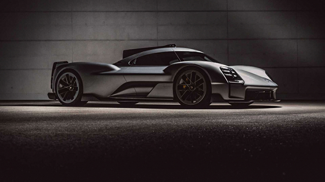Siêu phẩm Hypercar mới của Porsche lấy cảm hứng từ xe đua GT1 - 3