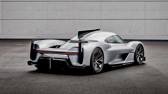 Siêu phẩm Hypercar mới của Porsche lấy cảm hứng từ xe đua GT1 - 5