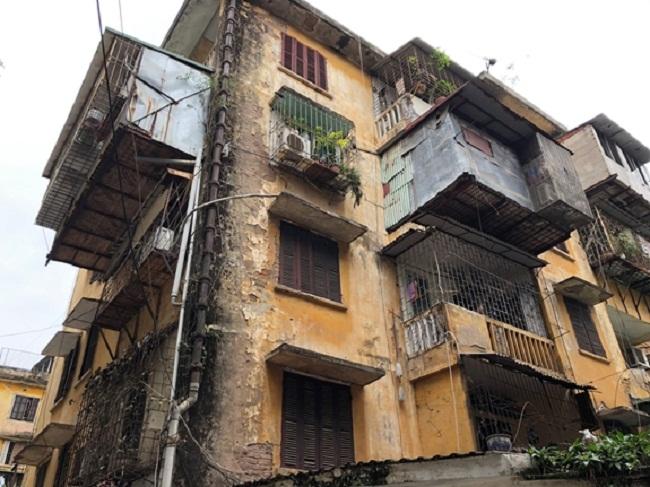 Từ 1/9 chủ chung cư cũ có thể được bồi thường căn hộ mới rộng gấp đôi - 1