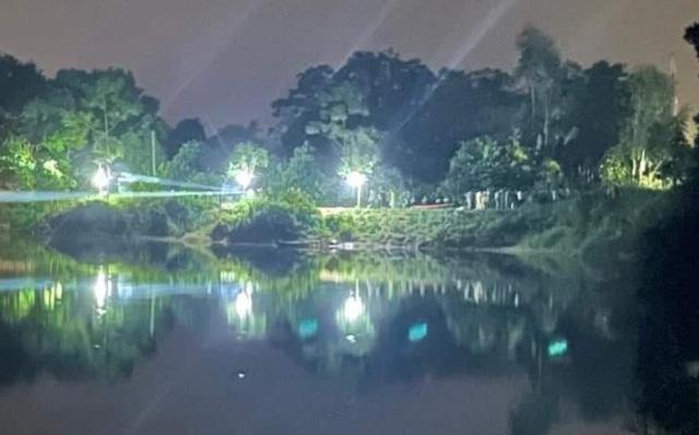 Phú Thọ: Phó trưởng Công an huyện và trưởng phòng Văn hoá đuối nước, tử vong - 1