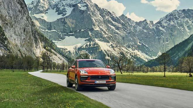 Porsche Macan 2022 trình làng, diện mạo thể thao và nội thất hiện đại hơn - 1
