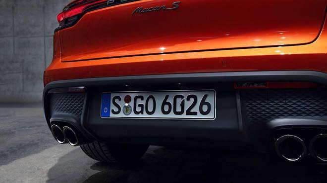 Porsche Macan 2022 trình làng, diện mạo thể thao và nội thất hiện đại hơn - 8