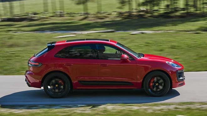 Porsche Macan 2022 trình làng, diện mạo thể thao và nội thất hiện đại hơn - 15