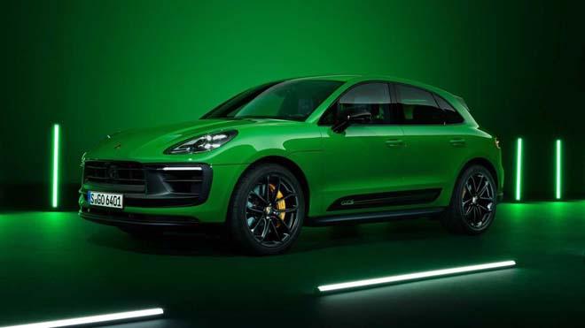 Porsche Macan 2022 trình làng, diện mạo thể thao và nội thất hiện đại hơn - 10