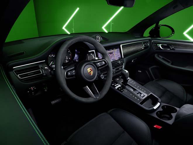 Porsche Macan 2022 trình làng, diện mạo thể thao và nội thất hiện đại hơn - 13