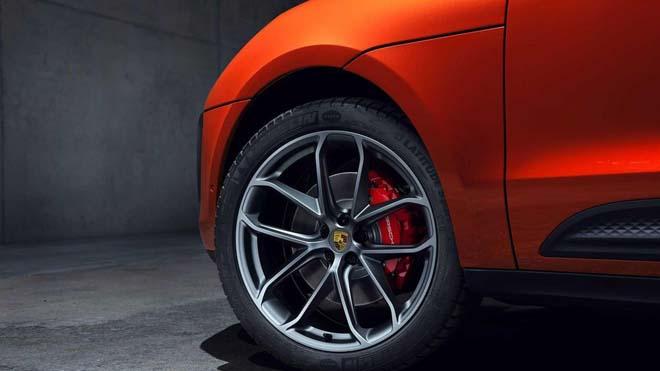Porsche Macan 2022 trình làng, diện mạo thể thao và nội thất hiện đại hơn - 7