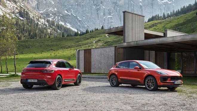 Porsche Macan 2022 trình làng, diện mạo thể thao và nội thất hiện đại hơn - 16