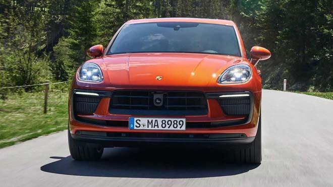 Porsche Macan 2022 trình làng, diện mạo thể thao và nội thất hiện đại hơn - 4