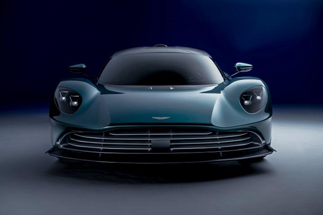 Siêu xe Aston Martin Valhalla ra mắt toàn cầu - 1