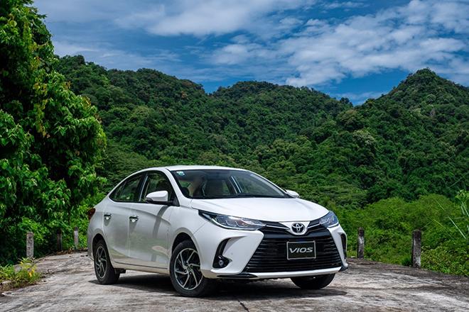 Toyota Vios 2021: Xoá bỏ định kiến không đúng trước đây của khách hàng - 1