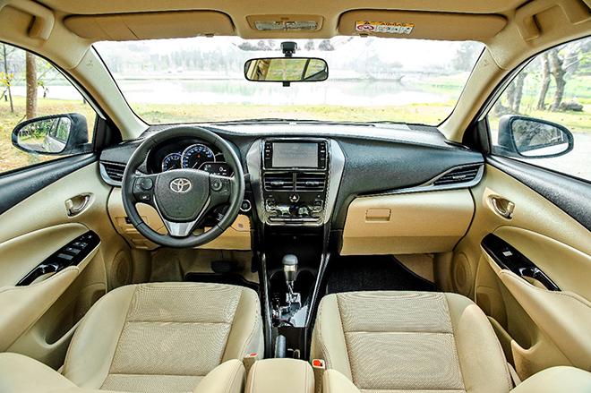 Toyota Vios 2021: Xoá bỏ định kiến không đúng trước đây của khách hàng - 4