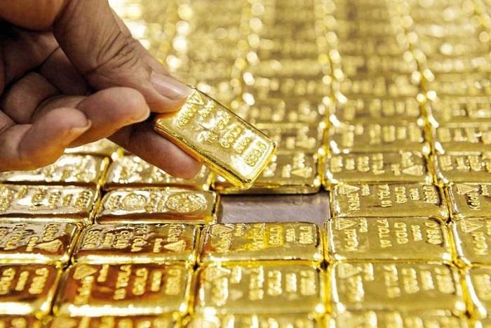 Giá vàng hôm nay 23/7: USD hạ nhiệt, vàng chớp cơ hội đi lên - 1