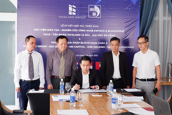 Vicoland Group hợp tác SDC triển khai Học viện Fintech- Blockchain tại Đà Nẵng - 2