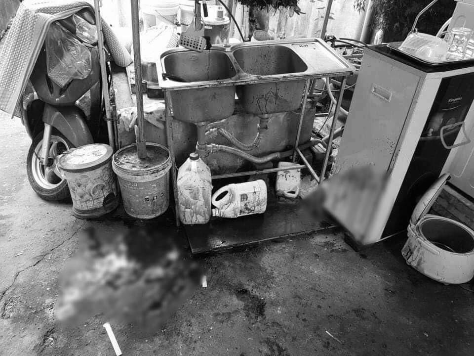 Đau lòng nguyên nhân tài xế xe ôm đâm chết hàng xóm ở Hà Nội