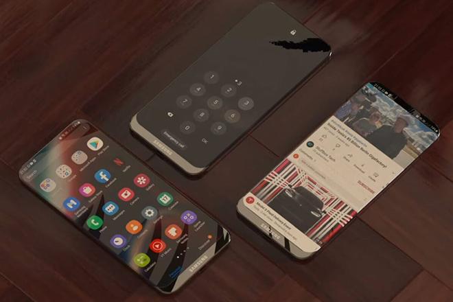 Đã mắt với ý tưởng điện thoại trong suốt của Samsung - 3
